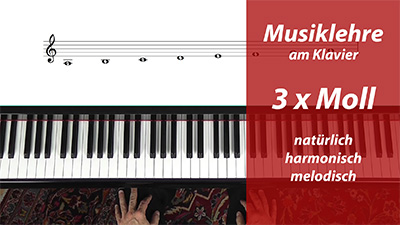 Klavier lernen Übe-Varianten