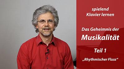 klavier lernen – das Geheimnis der Musikalität