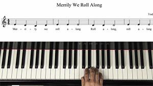 lerne Klavier spielen