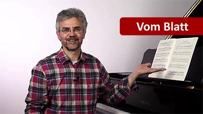 Klavier spielen lernen – So lernst du vom Blatt spielen